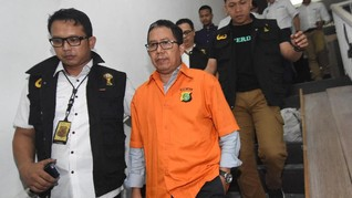 Berkas Lengkap, Ketum PSSI Joko Driyono Bakal Disidang