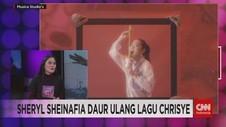 Sheryl Sheinafia Daur Ulang Lagu Chrisye Jadi Lebih Kekinian