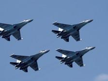 Terungkap! Penyebab Pembelian 11 Jet Rusia Tak Kelar-Kelar