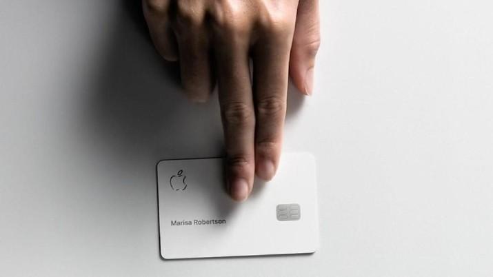 Apple Punya Kartu Kredit Apple Card, Ini yang Perlu Diketahui