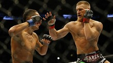 FOTO: Perjalanan Conor McGregor di UFC