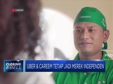 Uber Caplok Careem Senilai USD 3,1 Miliar