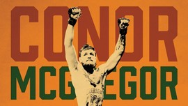 INFOGRAFIS: Rekor Tarung Conor McGregor di MMA