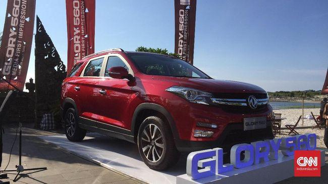 DFSK Glory 560 Meluncur, Potensi 'Goyang' Toyota Rush