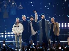 Baru Buka, Tiket Konser Backstreet Boys Jakarta Hampir Ludes!