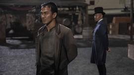 Joe Taslim Cerita 'Keluarga' Baru saat Syuting Serial Amerika