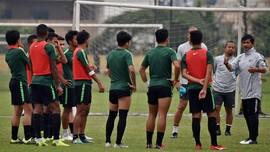 Uji Coba Lawan Iran Penentu Timnas Indonesia di SEA Games