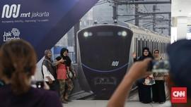 MRT Jakarta Raih Pendapatan Besar dari Hak Penamaan Stasiun