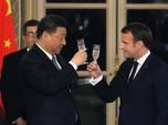 Cheers! China Sepakat Beli 300 Pesawat dari Airbus