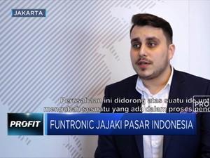 Funtronic Jajaki Pasar Indonesia