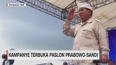 Kampanye Terbuka Prabowo-Sandi