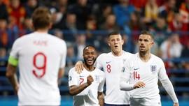 Kualifikasi Piala Eropa: Inggris dan Prancis Menang Telak