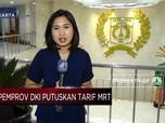 Inilah Keputusan Tarif MRT & LRT Jakarta