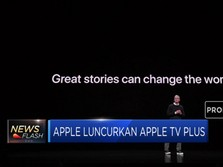 Apple Luncurkan Layanan Apple TV Plus