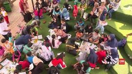 VIDEO: Mengunjungi Taman Bacaan Kolong