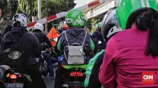 Menhub Survei di Lima Kota untuk Evaluasi Tarif Baru Ojol