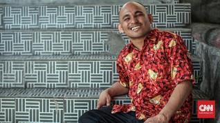 Tekad Allan Penyandang Disabilitas, Nyaleg demi Sesama