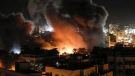 Israel dan Militan Gaza Gencatan Senjata Usai Bentrok