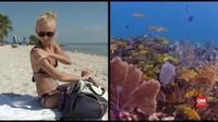 VIDEO: Penggunaan Tabir Surya dan Kerusakan Karang di Laut