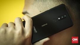 Nokia 5.1 Plus Desain dan Kamera Asyik, Harga Bersaing