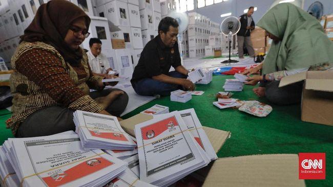 Logistik Pemilu 2019 Terbakar di Malaysia Bukan Sabotase
