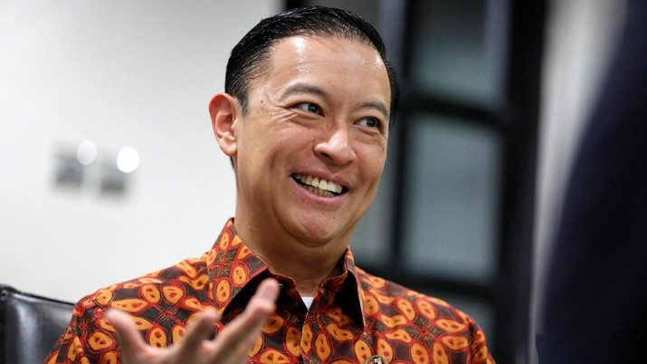 Kepala BKPM Thomas Lembong sebut dalam riset Google-Temasek Indonesia tak punya startup unicorn sebab induk usaha ada di Singapura.