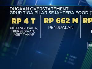 AISA Diduga Gelembungkan Keuangan Rp 4 T