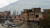 Langkah Israel melakukan aneksasi terhadap Dataran Tinggi Golan tidak pernah diakui dunia. (REUTERS/Omar Sanadiki)
