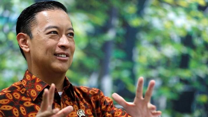 Bos BKPM mengatakan empat startup unicorn Indonesia diklaim sebagai unicorn Singapura.