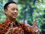 Top Banget! 'Thomas Lembong Effect' Kembali Hijaukan IHSG