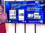 Strategi Apple Genjot Cuan
