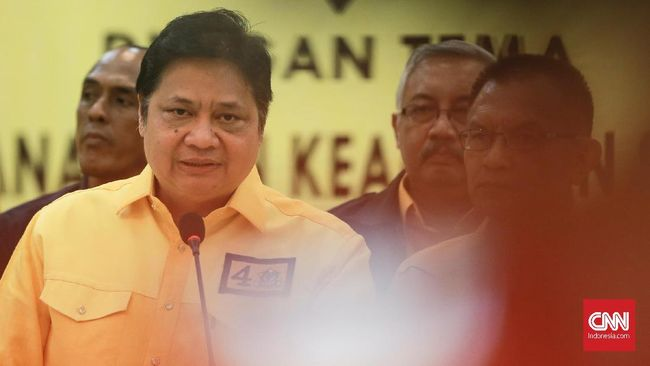 Golkar Minta Prabowo Buka Data Real Count Internal Kubu 02