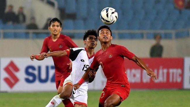 Ketua PSSI: Timnas Indonesia U-23 Target Emas SEA Games 2019