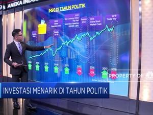 Investasi Saham Masih Menarik di Tahun Politik