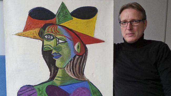 20 Tahun Dicuri, Lukisan Pablo Picasso Kembali