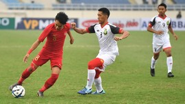 Hasil CFA Tournament: Timnas Indonesia U-23 0-1 Yordania U-23