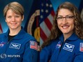 VIDEO: Dua Astronaut Wanita Gagal Spacewalk Bersama