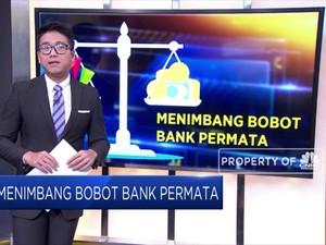 Begini Kalau Bank Mandiri Menaksir Bank Permata