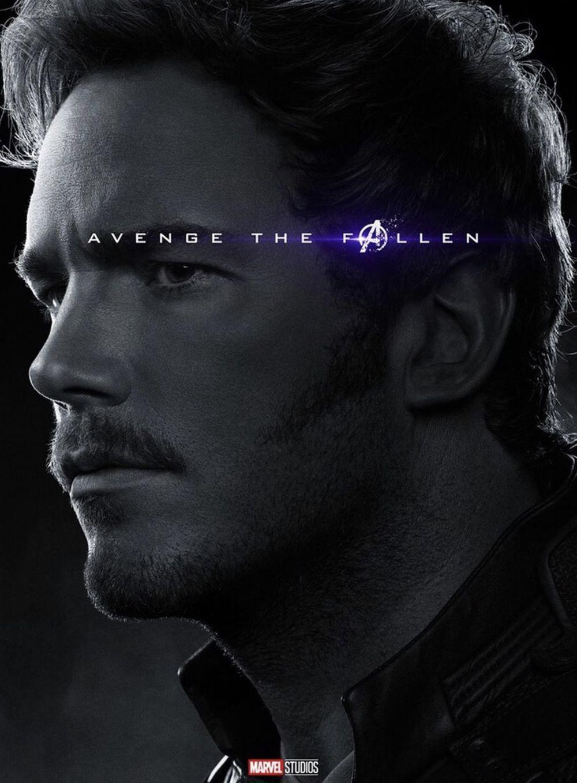 Marvel Studios merilis poster karakter-karakter Avengers: Endgame.