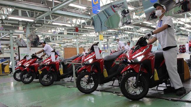 Asal Mula Lampu Motor di Indonesia Tak Punya Tombol On/off