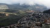 Pemerintah Suriah mengecam pernyataan Presiden AS, Donald Trump, soal Dataran Tinggi Golan. Mereka berjanji bakal merebut kembali kawasan itu. (REUTERS/Ammar Awad)