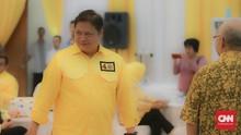 Airlangga: Golkar Siap Bersaing untuk Kursi Ketua MPR