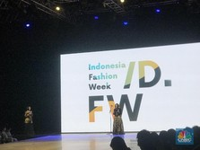 Karpet Merah Indonesia Fashion Week 2019 Resmi Digelar