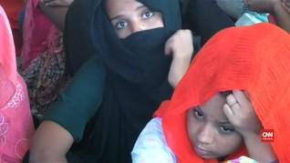 VIDEO: Para Pengungsi di Libya Jadi Korban Kekerasan Seksual