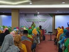 Kembangkan UMKM, Muslimat NU Kolaborasi dengan Gojek