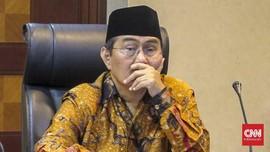 ICMI Inginkan Rekonsiliasi Jokowi-Prabowo Berjalan Alamiah