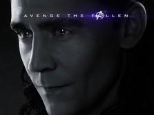 Tamat di Avengers, Kisah Loki Cs Berlanjut di Disney Plus