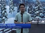 Wah! Ada Salju di Bekasi