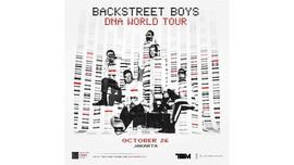 Backstreet Boys Konser di Jakarta Oktober 2019