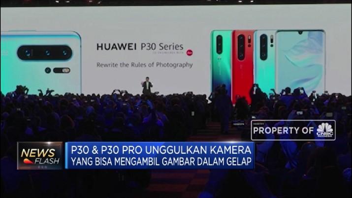 Ramai Dibicarakan, P 30 Pro Bisa Zoom 50x & Foto di Gelapan
